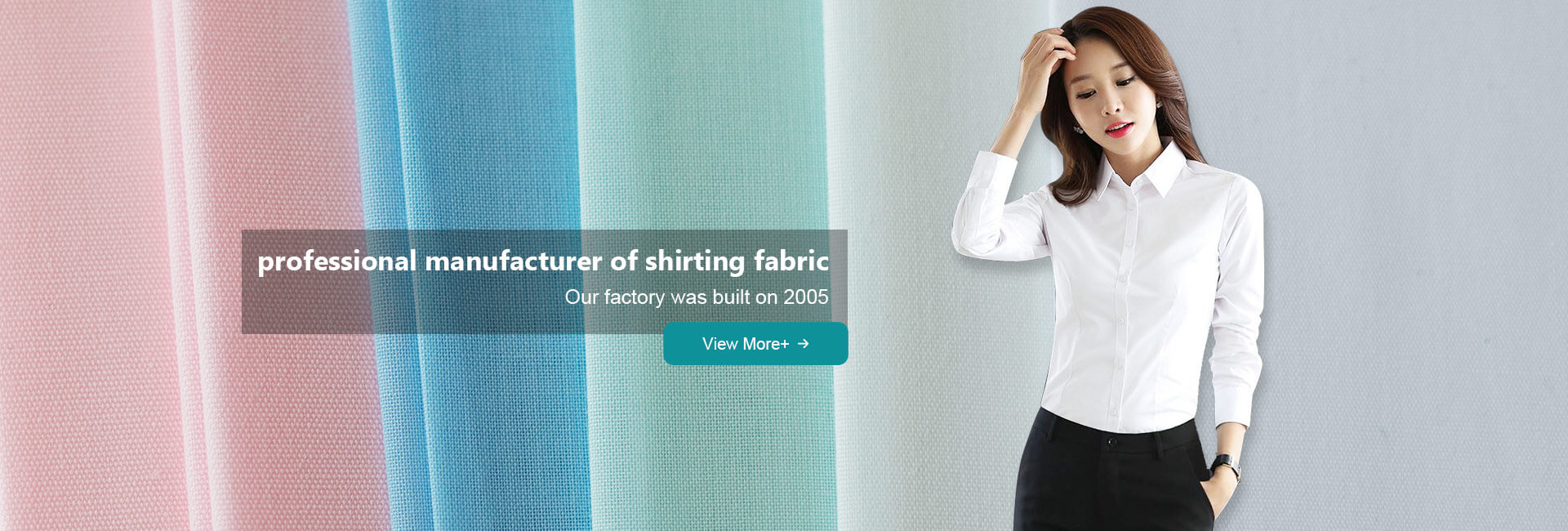 TR Shirting & Suiting Fabric