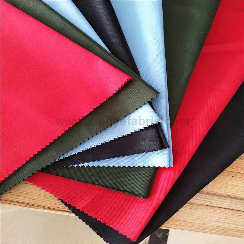 100 Polyester Workear Fabric