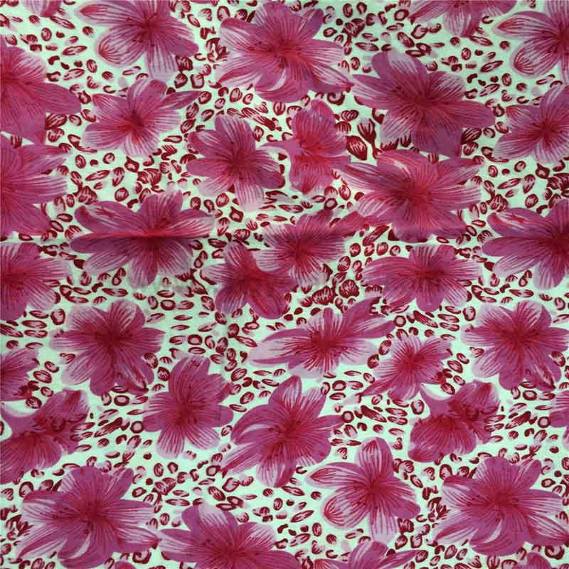 Cotton Flannel Print Fabric